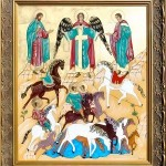 A Day in the Life of Archangel Michael with Sts. Florus and Laurus