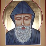 Icon of St. Sharbel