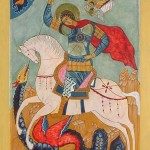 St. George in Battle